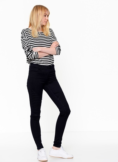 Vero Moda Jean Pantolon | Lucy - Skinny Lacivert